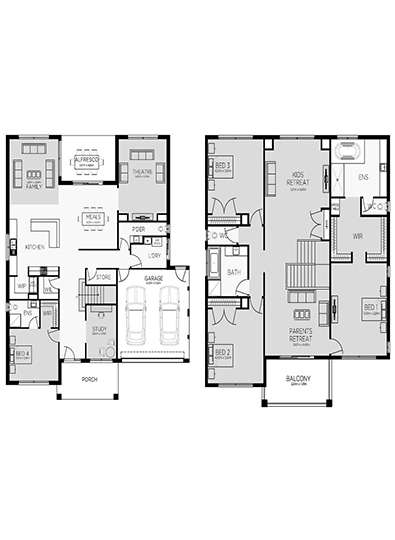 BUCKINGHAM 43 Floor Plan