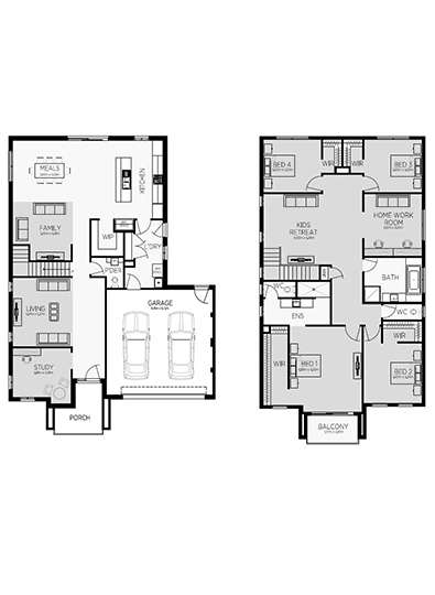 ALBANY 35 Floor Plan