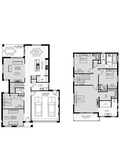 SAVANA 28 Floor Plan