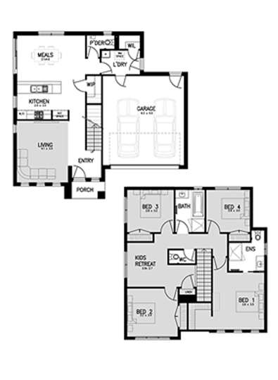 BROOKLYN 22 Floor Plan